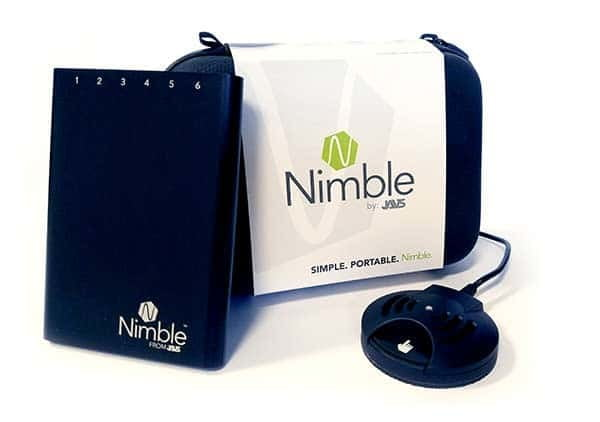 JAVS Nimble Portable Audio Recording