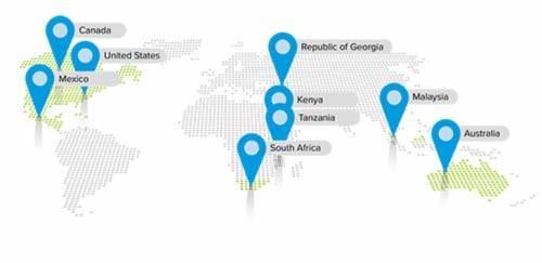 JAVS Worldwide Courtroom Installations