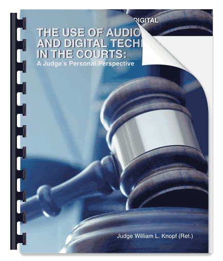 The importance of courtroom recording